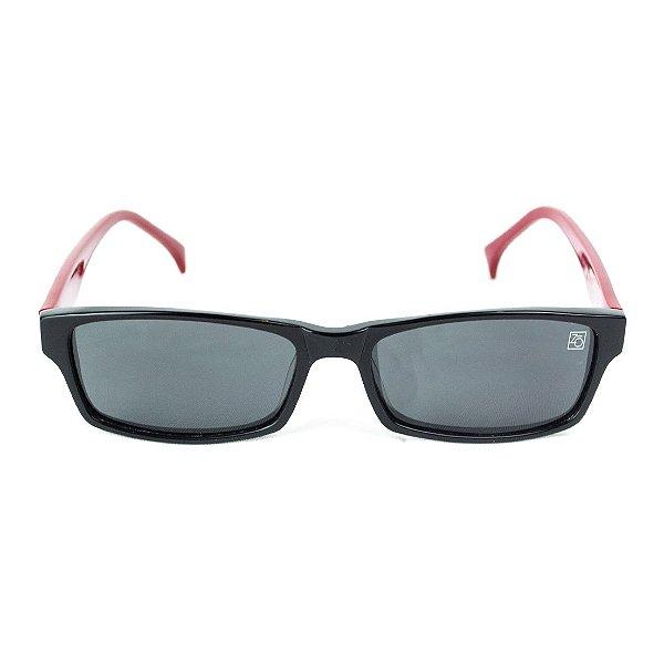 Óculos de Sol Polarizado Zabô Minsk Vermelho