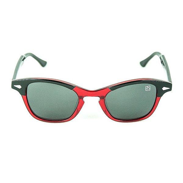 Óculos de Sol Polarizado Zabô Milão Vermelho