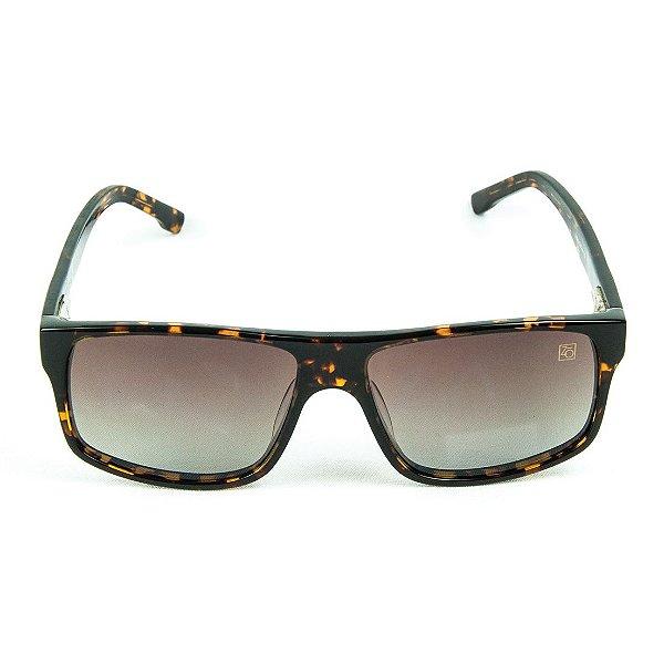 Óculos de Sol Polarizado Zabô Elbrus Tartaruga Sol Degradê