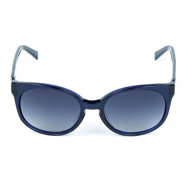 Óculos de sol Polarizado Zabô Praga Azul lentes Black