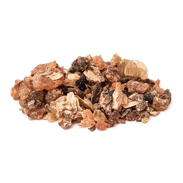Resina  incenso  de Mirra pacotes 20 gramas