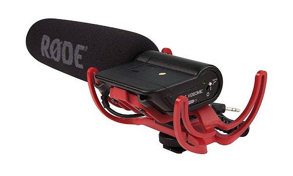 Microfone Rode Videomic Rycote