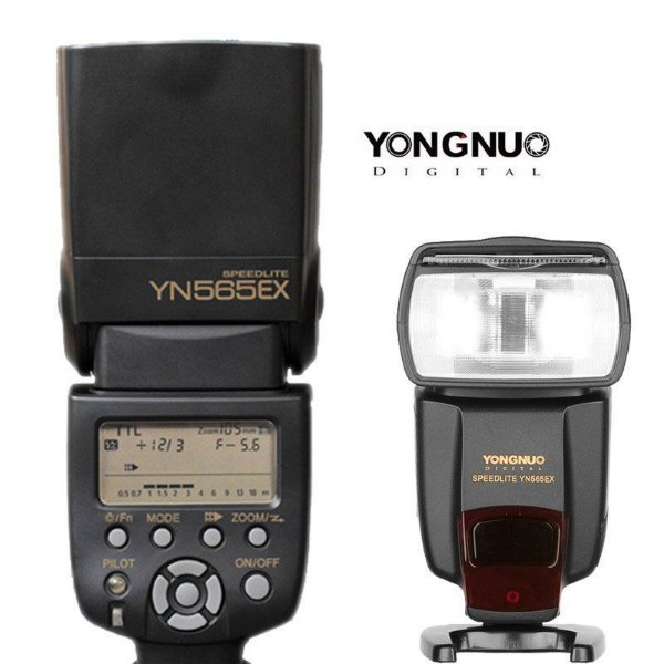 Flash Yn565 Ex Ttl Para Nikon