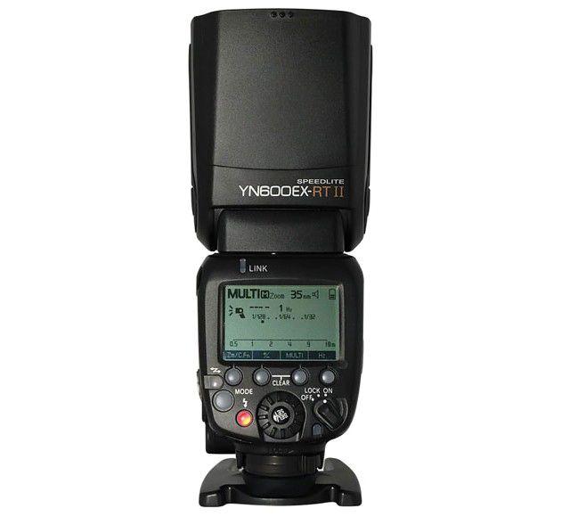 Flash Yn600 RT II EX Ttl Hss Para Canon