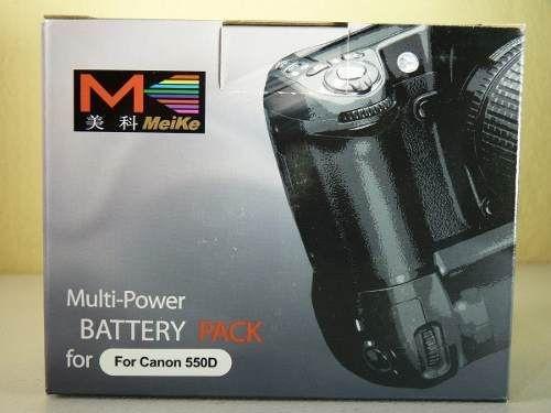 Grip de Baterias Meike para Canon T2i, T3i, T4i, T5i