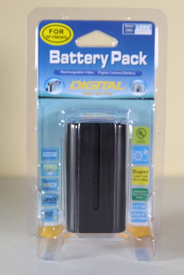 Bateria F970