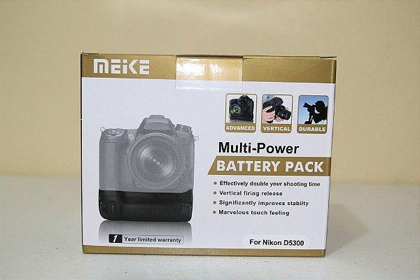 Grip de Baterias Meike para Nikon D5300