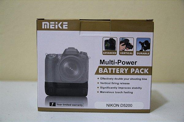 Grip de Baterias Meike para Nikon D5200