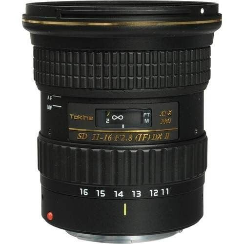 Tokina 11-16mm F/2.8 At-x 116 Pro Dx-ii Para Canon