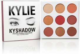 Paleta Kylie Burgundy