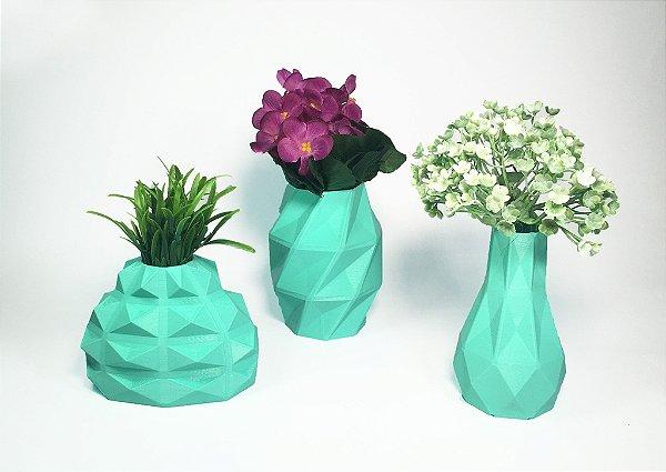 Trio Mini Vasinhos