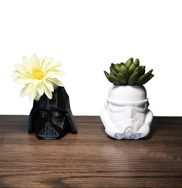 Darth Vader e Stormtrooper