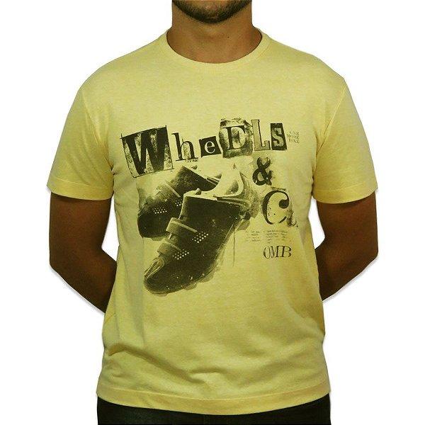 Camiseta Foot and Weels Malha Recicle