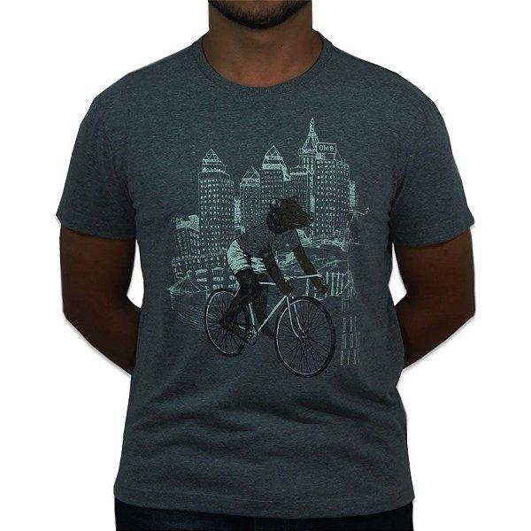 Camiseta|Bear Bike|Malha Recicle
