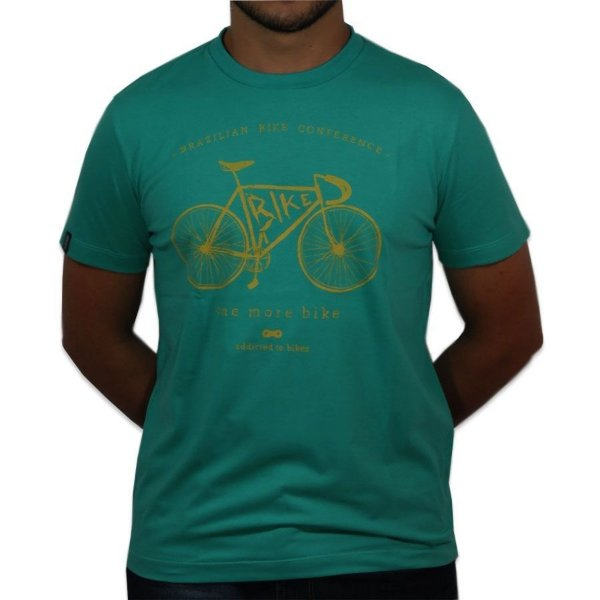 Camiseta|Bike Conference|Malha Recicle