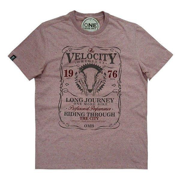 Camiseta|Velocyty|Malha Infinity