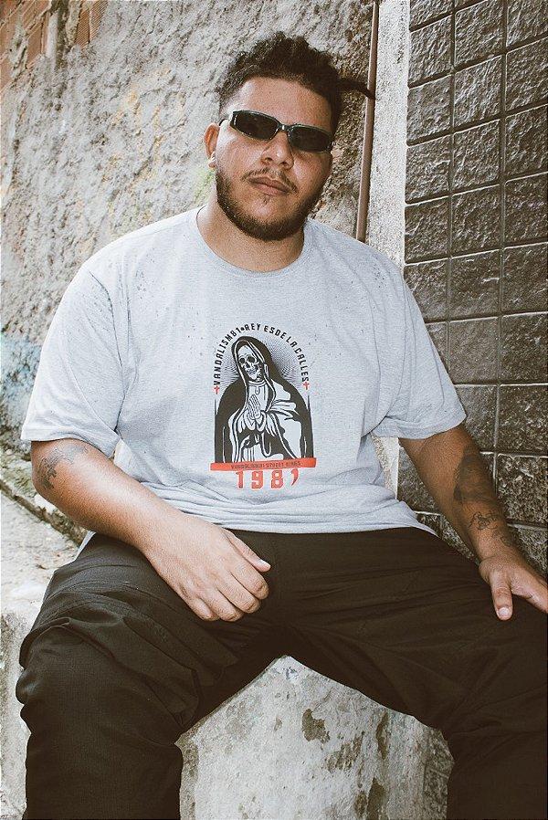 Camisa Masculina Vandalism81 Reyes Mescla
