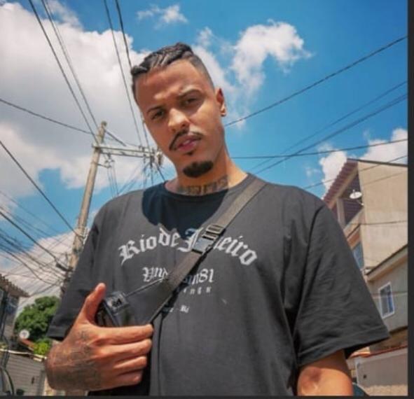 Camisa Masculina Vandalism81 Rio ZN Black