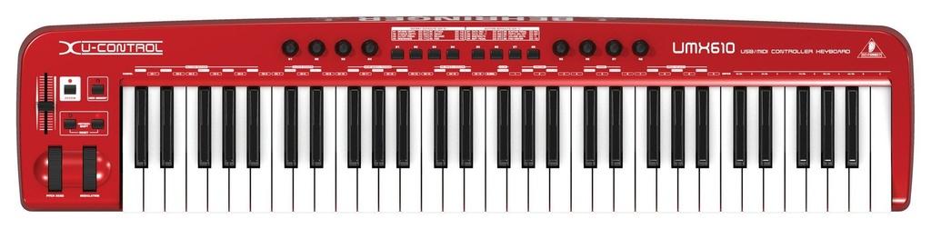 Controlador Behringer UMX610