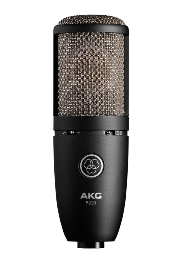 Microfone AKG Perception P220