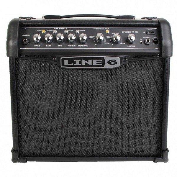 Amplificador Line6 Spider IV 15