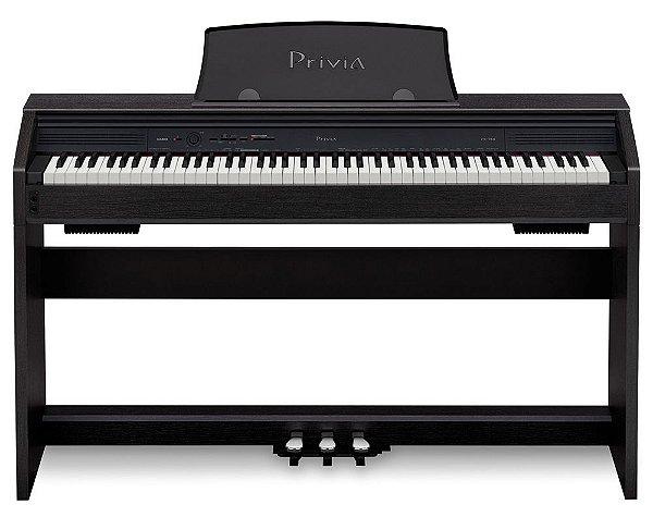 Piano Digital Casio Privia PX760
