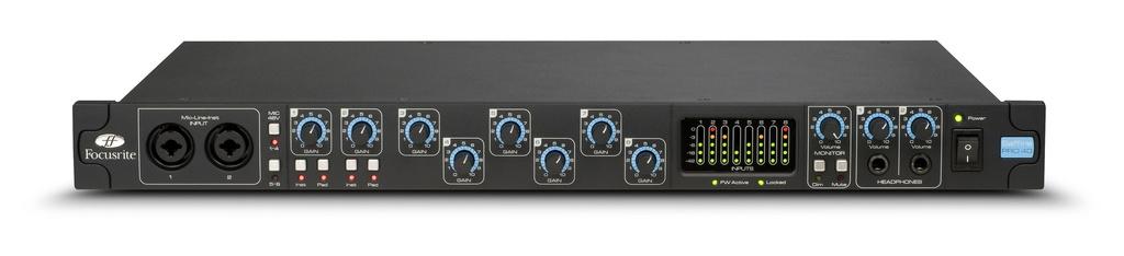 Interface de Audio Focusrite Saffire Pro 40