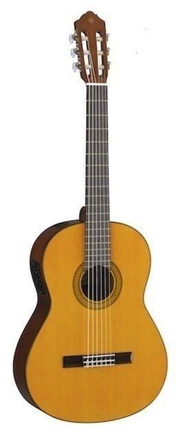 Violão Yamaha CGX 102 Nylon