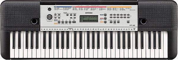 Teclado Yamaha YPT 260
