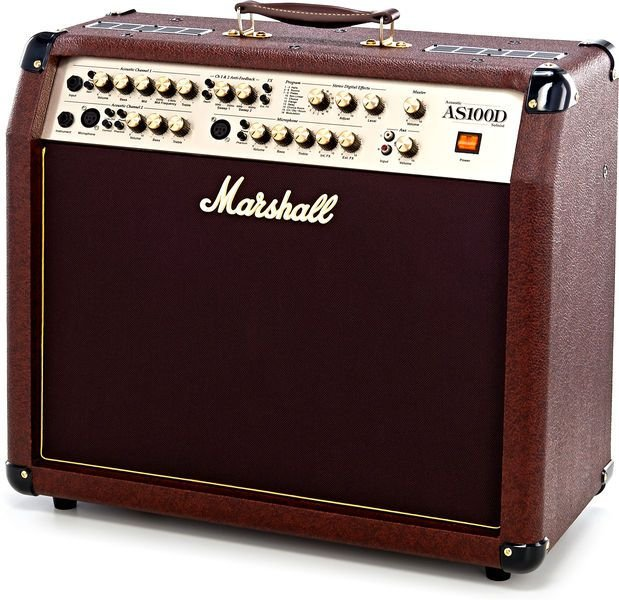 Amplificador Marshall AS100D Violão