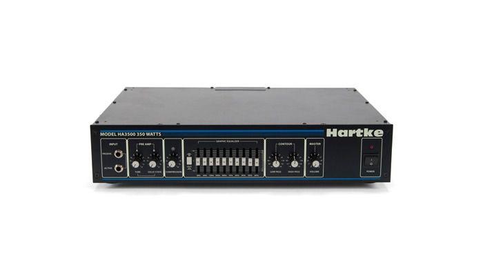 Amplificador Baixo Hartke HA 3500