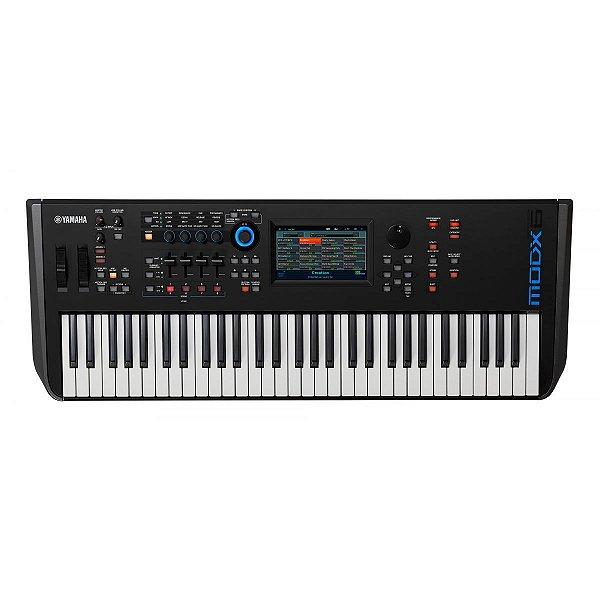 Teclado Sintetizador Yamaha MODX6