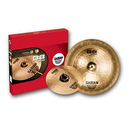 kit Prato Sabian B8 Pro