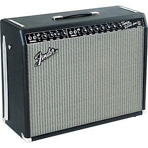 Amplificador Fender Twin Reverb-Amp