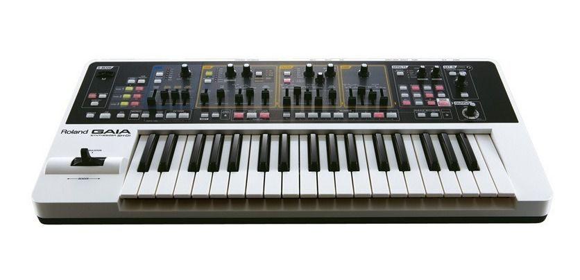 Teclado Sintetizador Roland Gaia SH-01