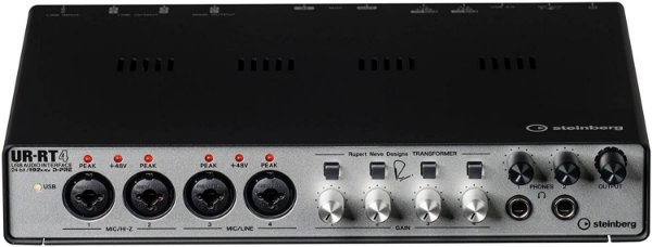Interface Audio Steinberg UR Rt4