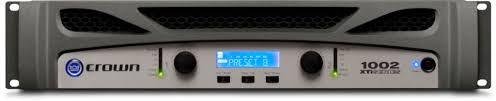 Amplificador Potência Crown Xti 1002