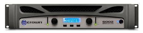 Amplificador Potência Crown Xti 6002