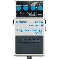 Pedal Boss Digital Delay DD-3