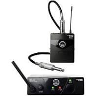 Transmissor Instrumentos Akg Wms40 Mini