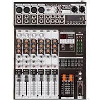 Mesa de Som Soundcraft Sx802 FX Usb