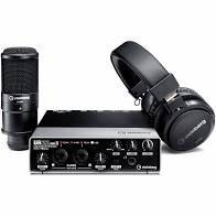 Interface de Audio Steinberg UR22 mkII Recording Pack