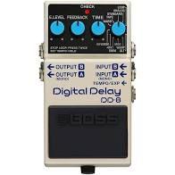 Pedal Boss DD-8 Digital Delay