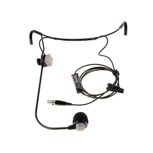 Microfone Headset Crown CM311L Mini XLR