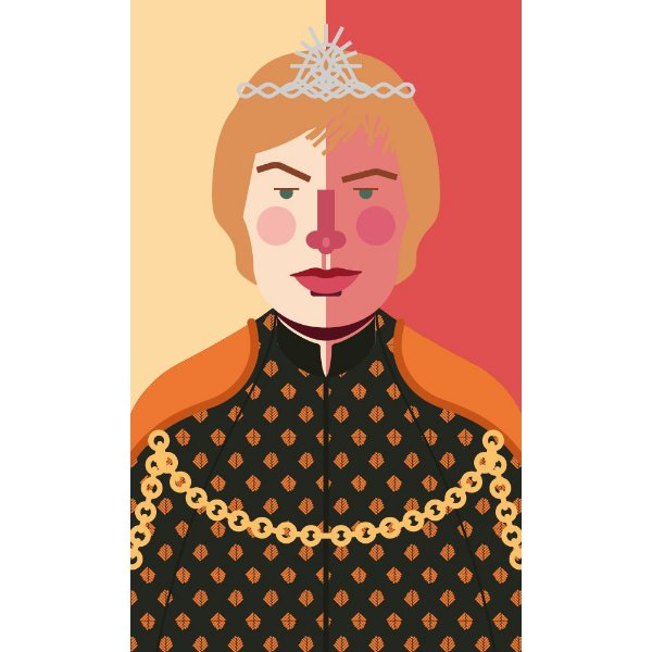 [ímã] Cersei Lannister - Game of Thrones