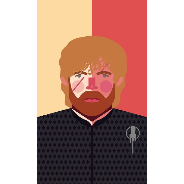 [ímã] Tyrion Lannister - Game of Thrones