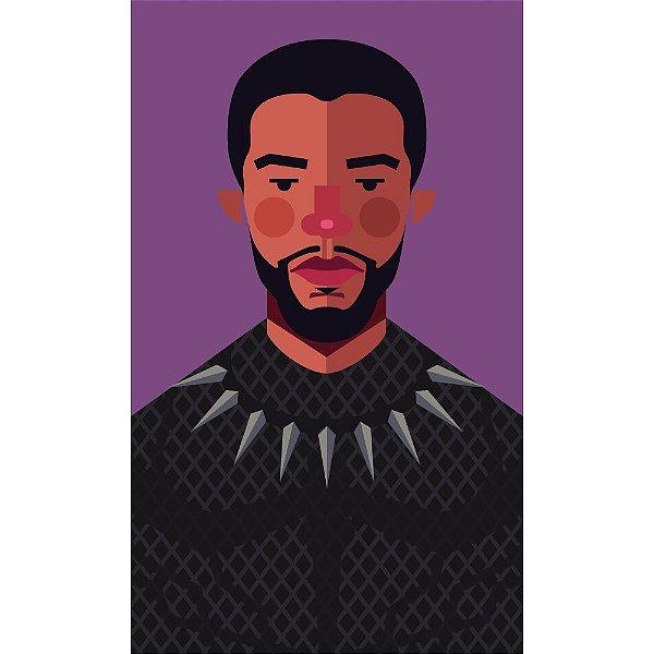 [ímã] Pantera Negra - Vingadores
