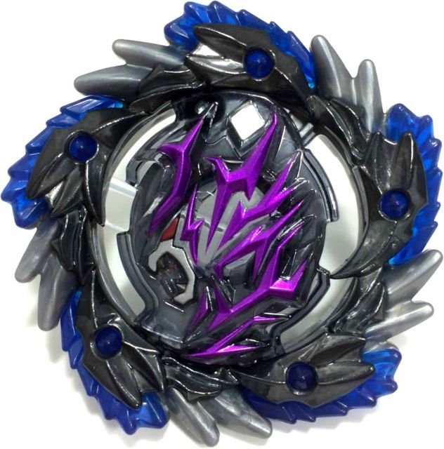 Beyblade Ferro Burst Shadows Amaterios B-00 6