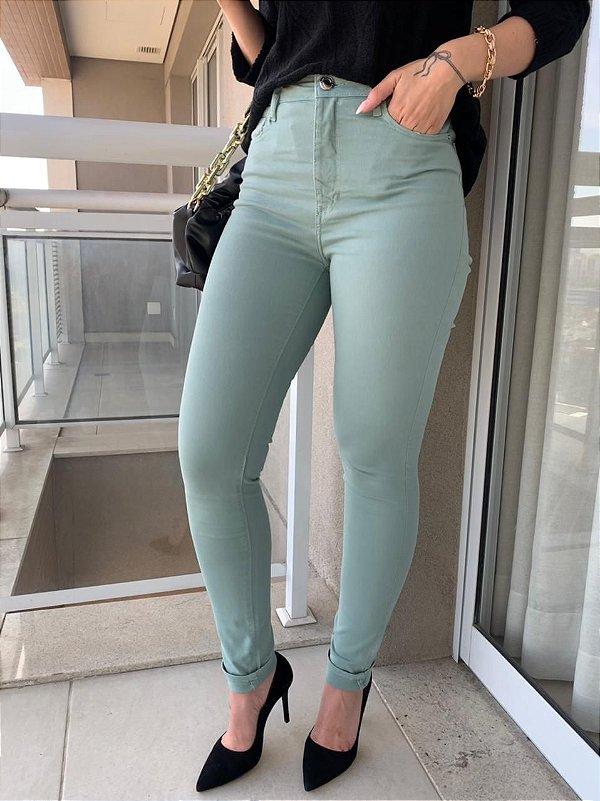 Calça Skinny Color Soraya