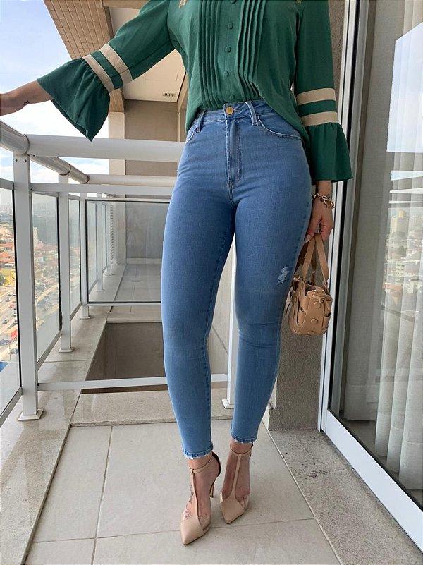 Calça Skinny Karina
